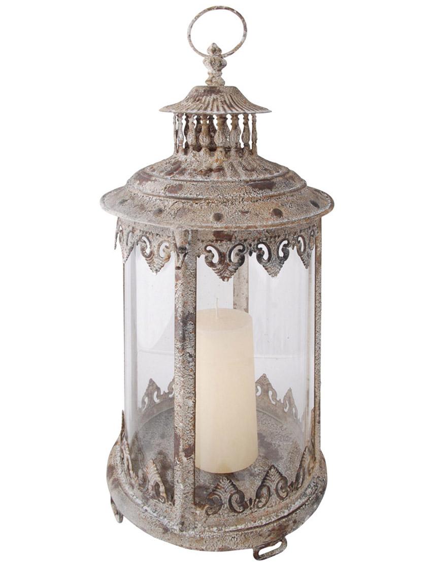 Фонарь свечной подвесной(Арт.АМ03). Цена 4600 руб.