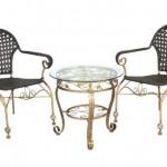Комплект мебели из ротанга Ладья