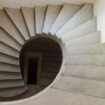 Лестница из бетона -простота и надежность