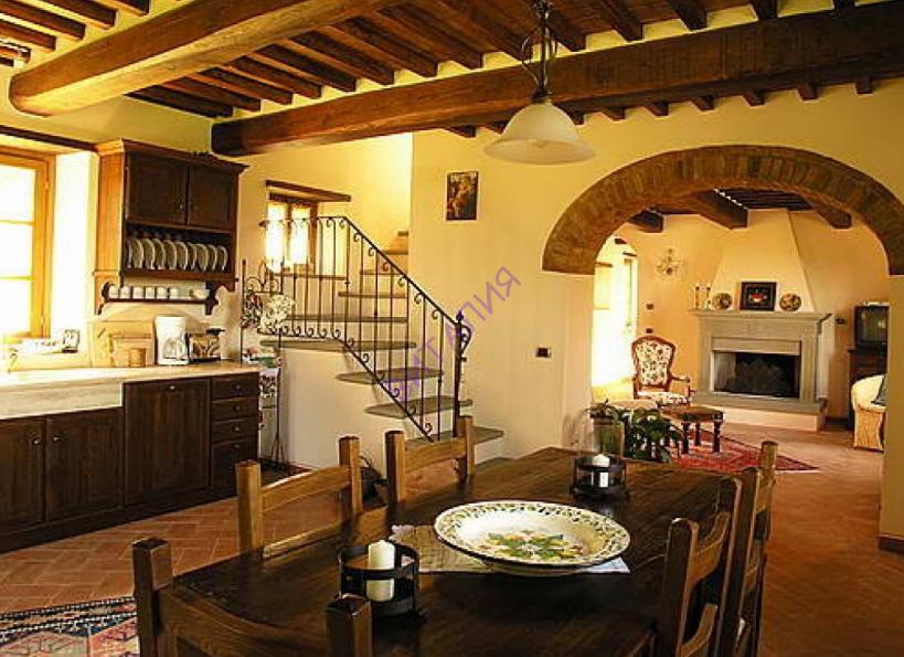 итальянский стиль в кухне