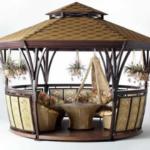 Идеальный выбор мебели для наружной установки в загородном доме