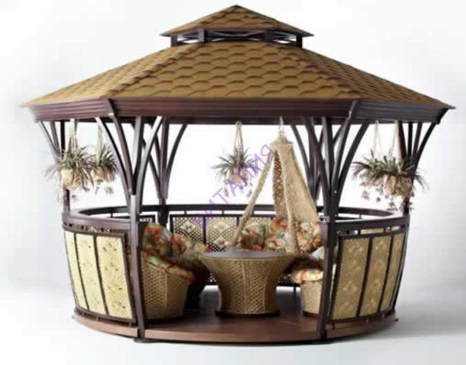 ландшафтная мебель
