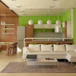 Оформляем квартиру-студию