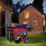 Генератор тока для загородного дома