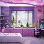 Создаем хорошую детскую комнату